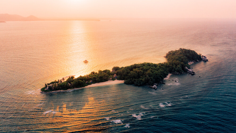 Pulau Pangkil Private Island Resort