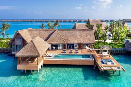 Waldorf Astoria Maldives Ithaafushi - Luxury Resorts Maldives